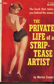 The Private Life of a  Strip-Tease Artist Thumbnail