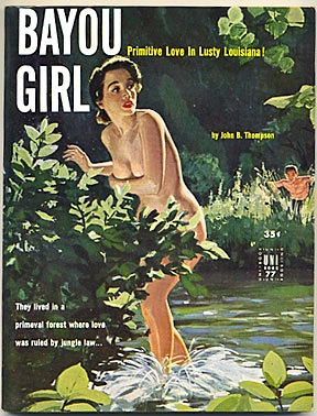 Louisiana swamp girls nude consider