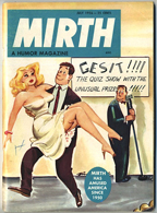 July 1956 Mirth Thumbnail